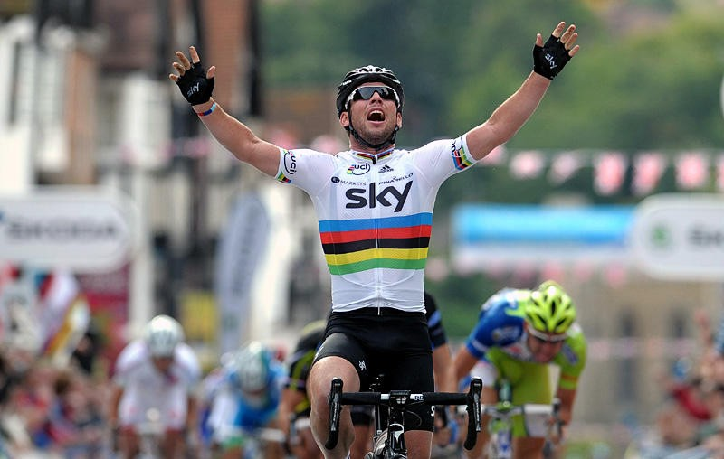 World champion prepares to say farewell to the rainbow jersey