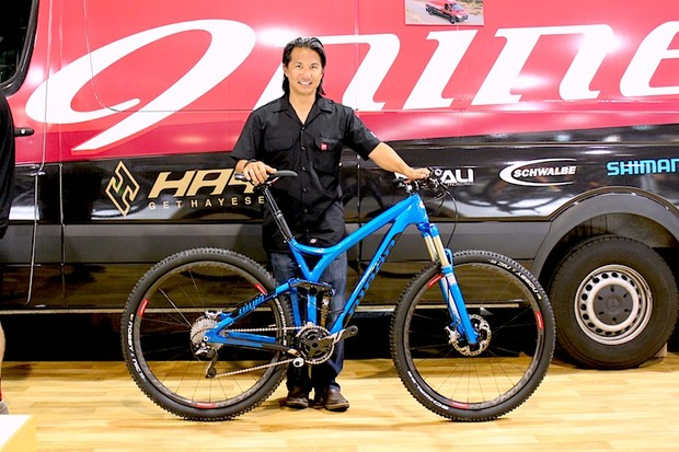 Niner president Chris Sugai said the company has many projects in the works; the company plans to roll out a new item every 90 days