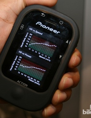 It will work with a heart rate monitor and power meter if you have them