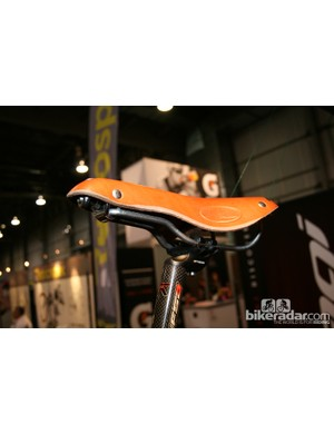 And why not a Brooks saddle?