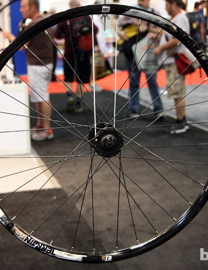 The Terrain will be American Classic's least expensive 650b/27.5in mountain bike wheel offering for 2013, with a retail price of US$470