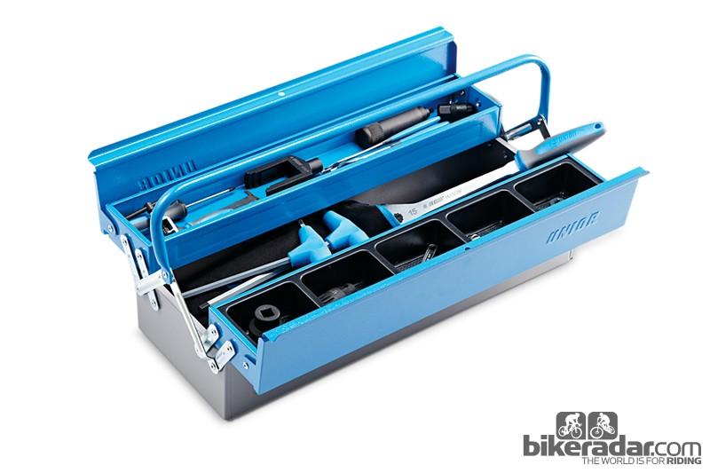 Unior 1600E1N bike toolbox