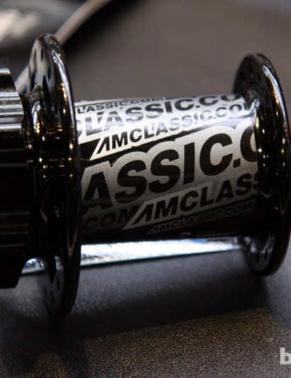 American Classic will offer its first-ever Lefty-compatible hub for 2013
