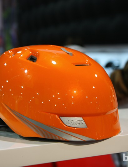 The Lazer Sweet is a new urban lid for 2013, based on a similar helmet the company produces for snowsports
