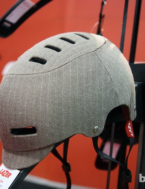 Lazer has updated the CityZen helmet with a trimmer visor for 2013