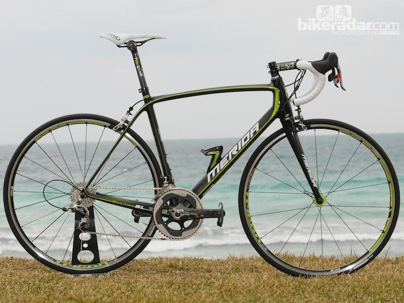 The Scultura SL will be Team Lampre-Merida's weapon of choice in 2013