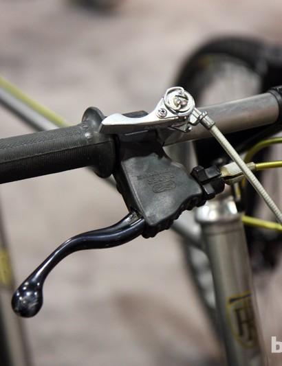 Vintage parts for a vintage bike