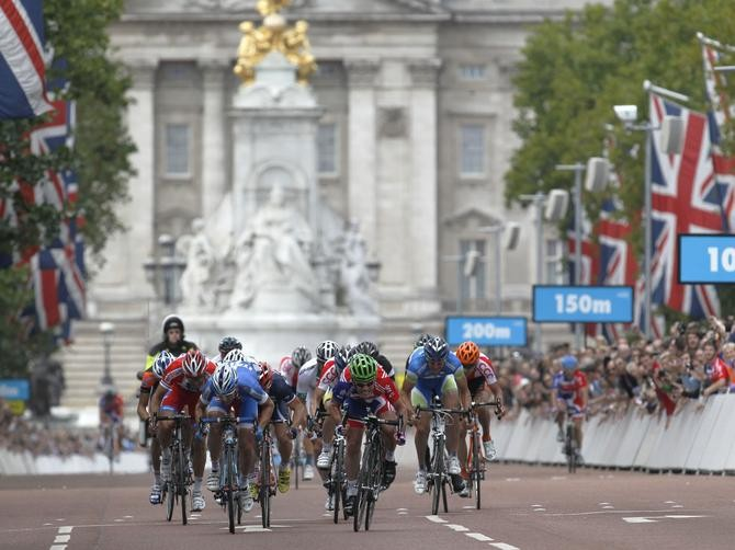 The huge interest in the event just five weeks since its launch shows just how popular cycling has become in the UK