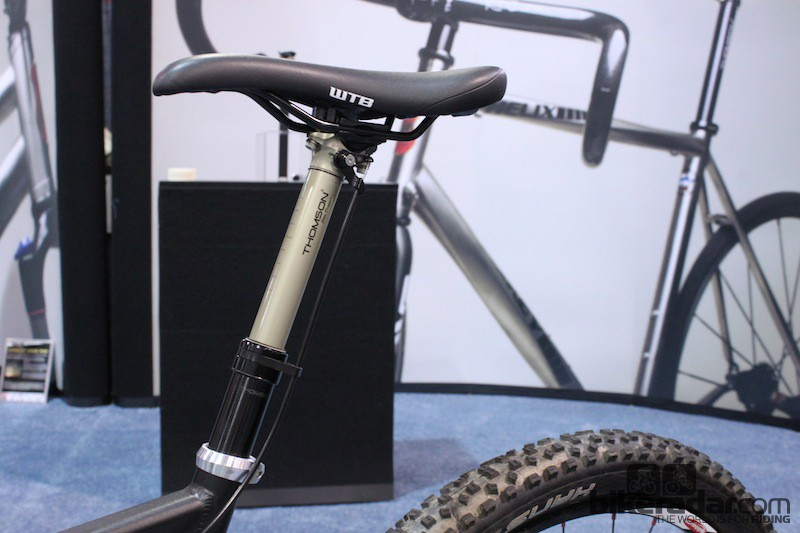Thomson's Elite Dropper is still in development. Production posts should be ready in March 2013