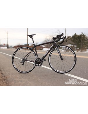 Despite its low weight, the Ultralight is plenty stiff and has a refined ride feel with good comfort levels