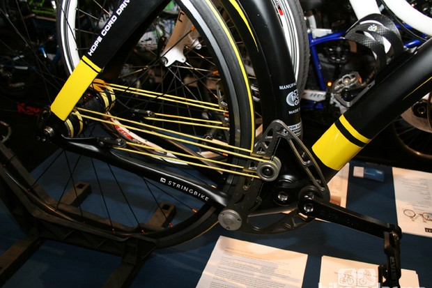 The Stringbike. An idea the world hasn't been waiting for