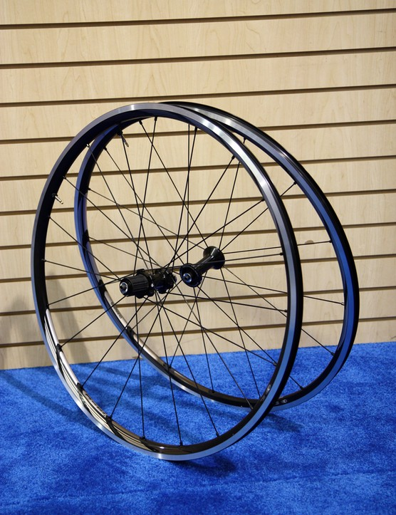 Shimano's US$499 tubeless road set, in the 'best of' category