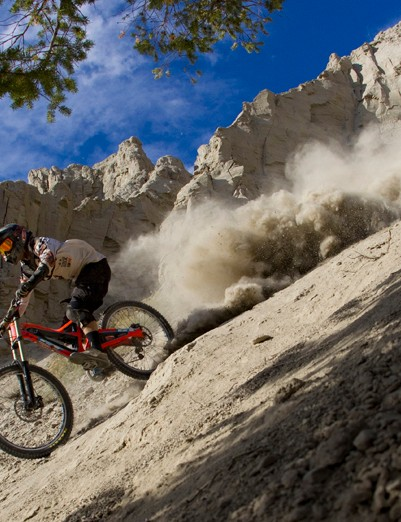The freeride film explores some of the world's most remote riding locations