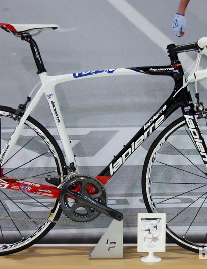Lapierre's latest Xelius chassis has been thoroughly tested by the FDJ-BigMat team this season