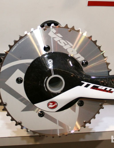 Not to be confused with the Vision Trimax crankset