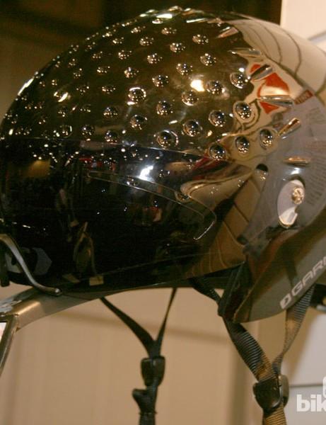 Alien or Louis Garneau Vorttice helmet?