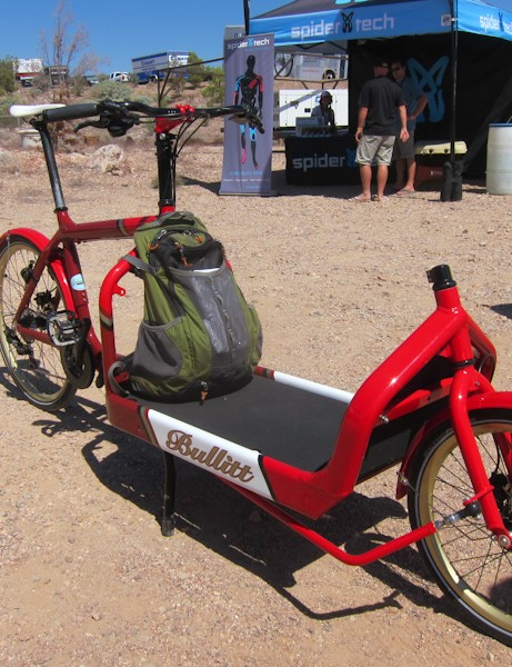 If there's such a thing as a high-end cargo bike, Bullitt has that niche covered