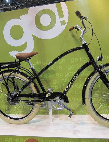 Finally, an electric bike from a company named Electra!
