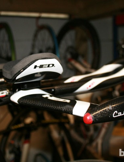HED Corsair bars