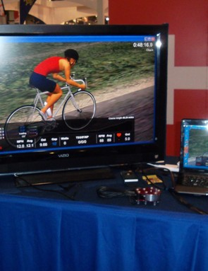 Computrainer took an early lead in virtual training, but some of its software feels a bit dated now