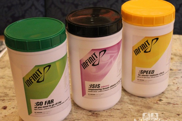 Infinit is expanding into stock drink mixes