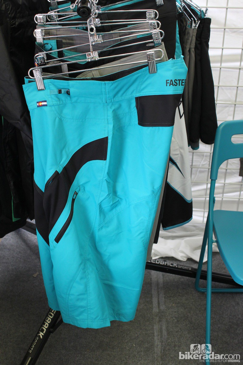 The Padroni shorts were developed with feedback from Yeti World Cup racers, and feature an inner layer designed to reduce friction in the event of a crash