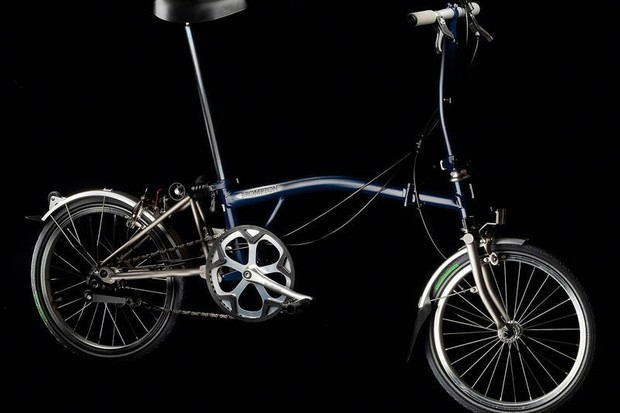 Despite seven years in development, the eBrompton is still some way from reality