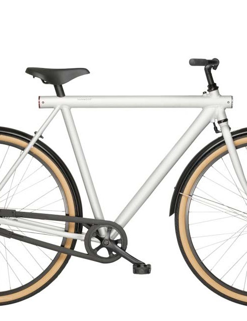 The Vanmoof 3.1 with front brake