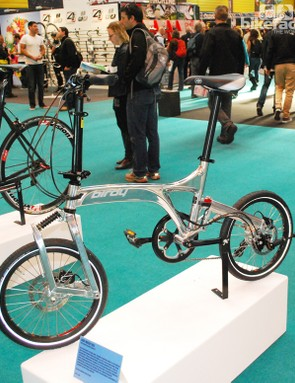 The Riese and Müller with Rohloff hub