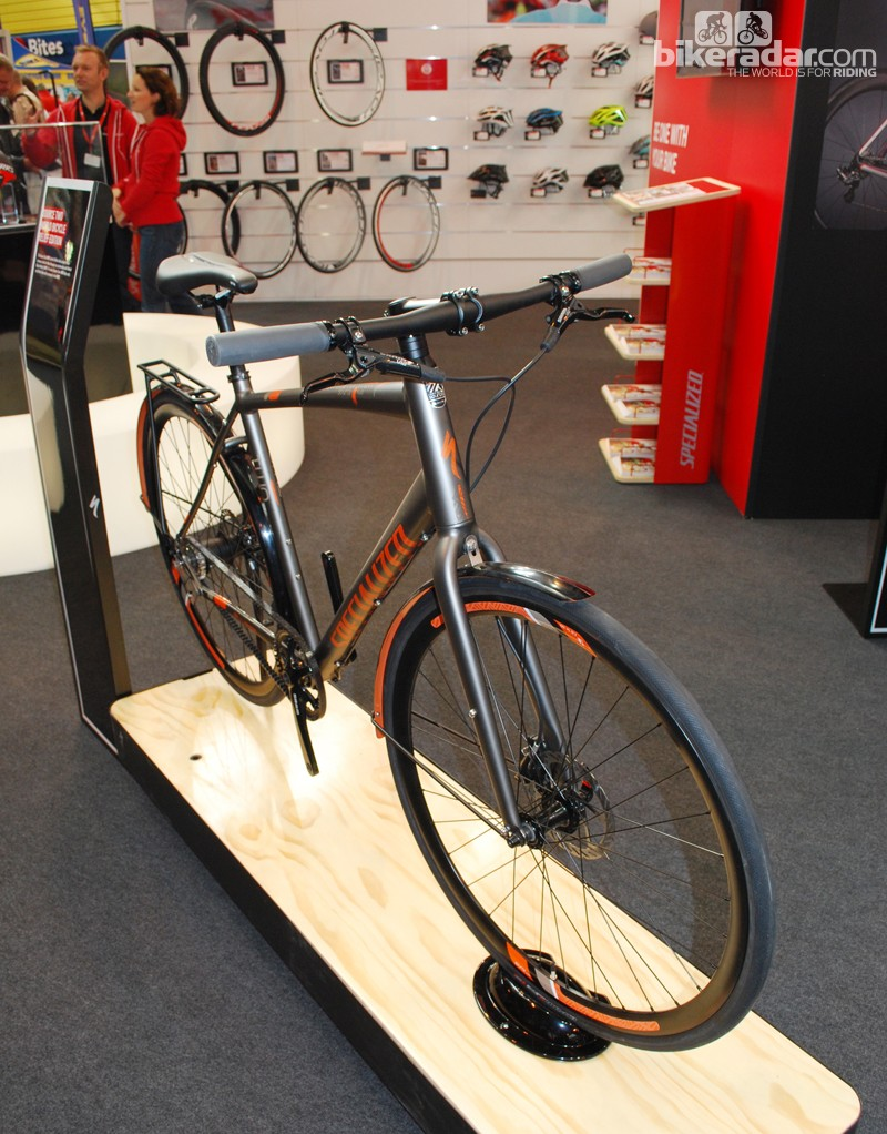 Specialized's Source series is pioneering new territory in the hybrid bike market