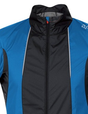 Gore's Active Shell technology cuts the weight of Windstopper shells in half