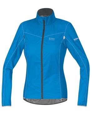 The Alp-X women's jacket weighs 94g