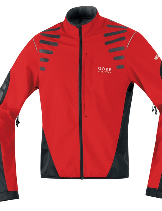 The Fusion is a heavy-duty jacket for all-mountain riding