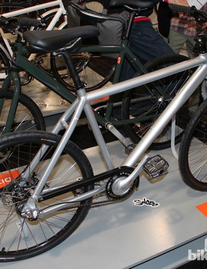 The $859 Otis is a 3-speed with disc brakes