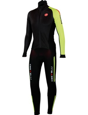 The Castelli Thermosuit is available now priced £250/$349.99