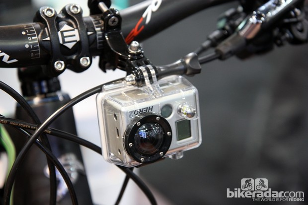 GoPro's latest £299.99 / US$299 HD Hero 2 can shoot 1080p video and 11MP still images, both with an impressive 170-degree field of view