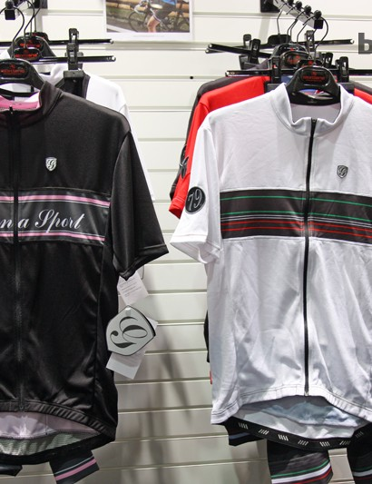 Giordana has added several retro-flavored styles to its Sport heritage line for 2013