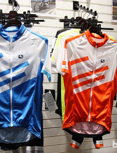 Giordana's Silverline jerseys get new colors for 2013