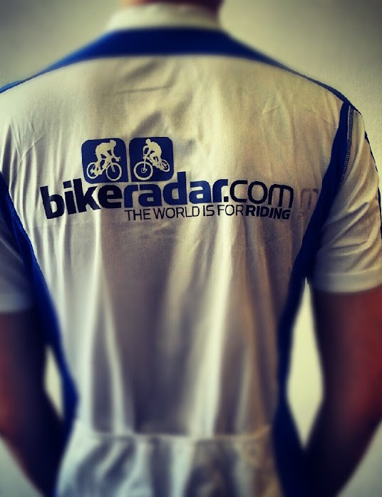 The photo contest is your chance to win an exclusive BikeRadar jersey