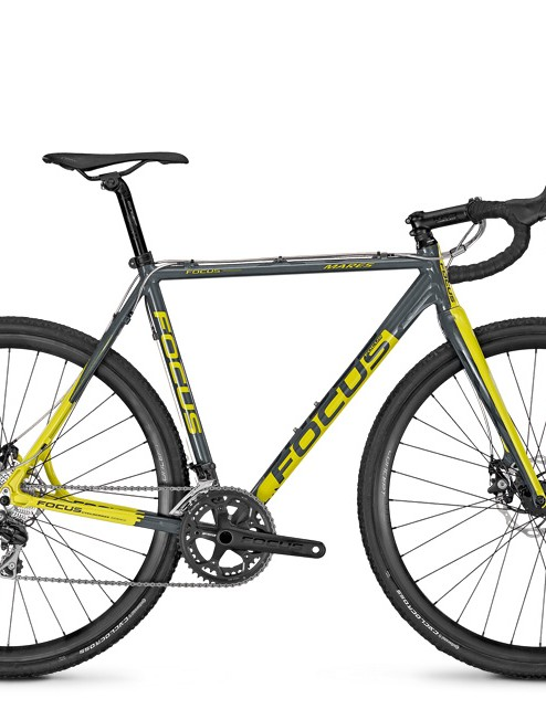 Focus is offering a disc-equipped 'cross bike to consumers for 2013 – the aluminum Mares AX 2.0 Disc