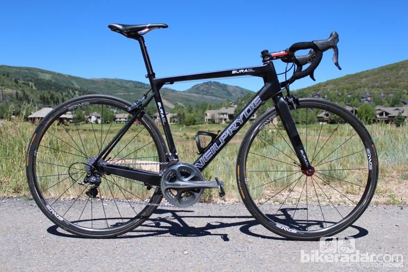 The BURAsl is the latest bike to be added to NeilPryde's road range