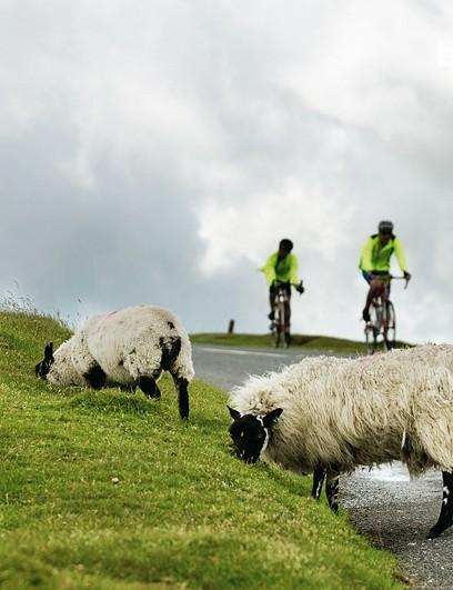 The Dartmoor Classic covers 104 miles of hilly Dartmoor terrain