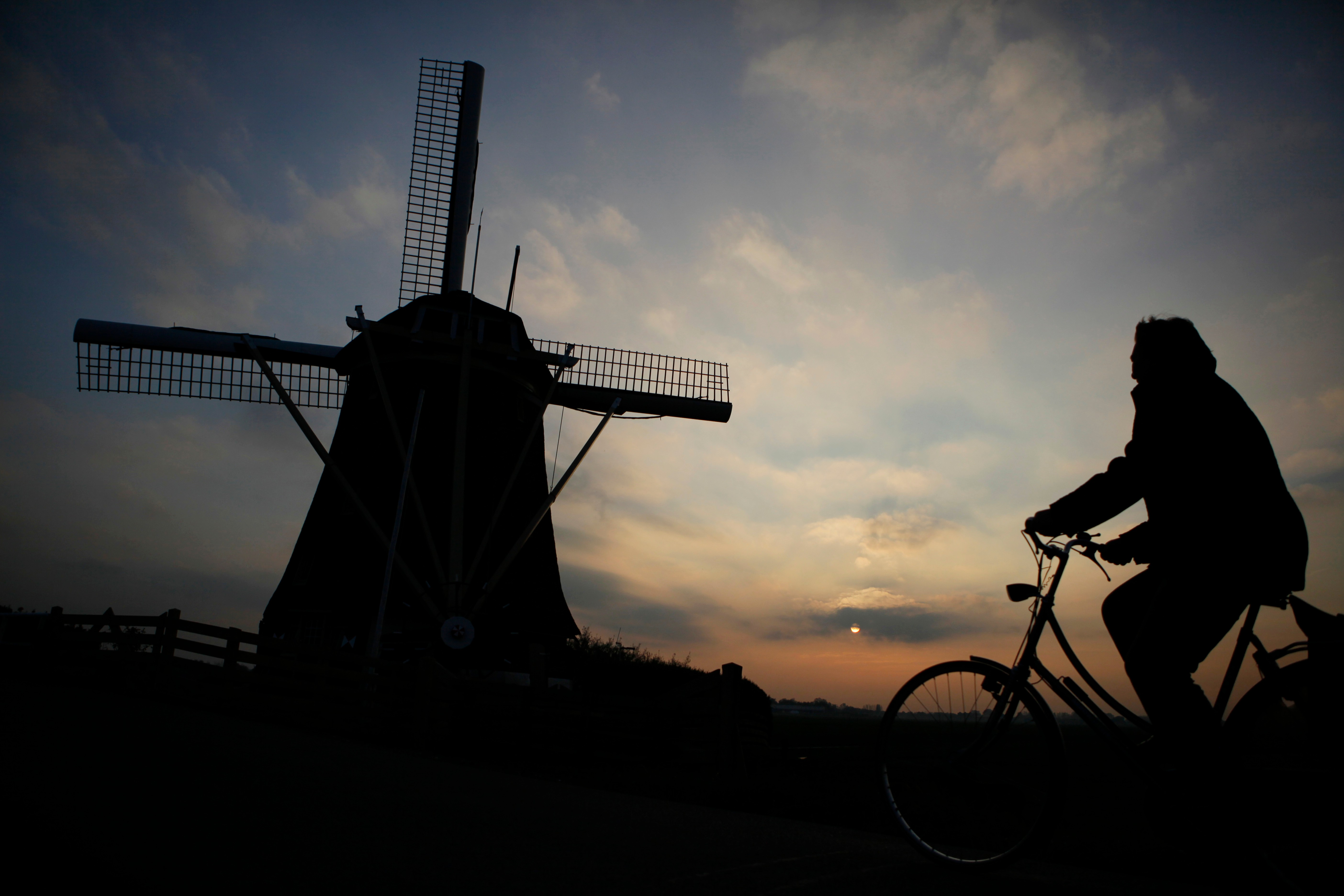 The traditional Dutch bike is famous worldwide, but e-bikes are becoming more popular in the Netherlands