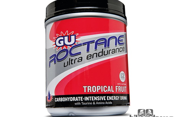 GU Roctane Ultra Endurance energy drink powder