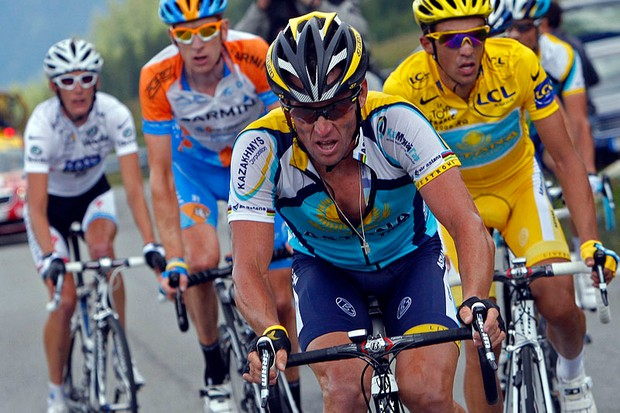 """Bradley Wiggins said the contents of the USADA file on Armstrong were """"shocking"""""""