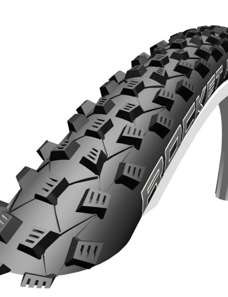 Schwalbe created a tubular version of the Rocket Ron for 2013