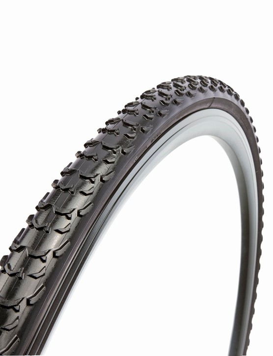 Vittoria has clincher, tubular and tubless cyclocross tires. This EVO XM is the tubular mud tire