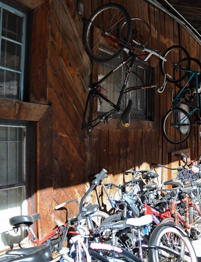 Telluride: Easy rider shop