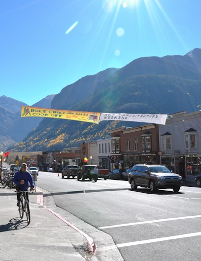 Telluride: Main Street
