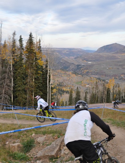 Telluride: The ride up is always free, but it's the ride down that will have you coming back for more